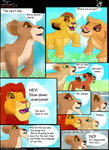 Comic TLK IV Returns- Prologue part 2 by WelpPwr