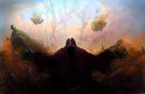 ZAROS OUT OF CONTROL by Valhelsing2