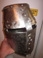 Full-Helm by Spinian