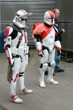 Clone Troopers 2 by MrE1967