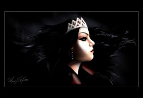 Queen of Thera by missmarypotter