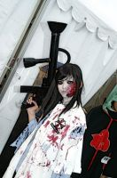 cosplay-biohazard by Aira-GeJe