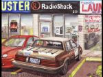 16 Years Ago...(Strip Mall Painting Circa 1996) by FastLaneIllustration