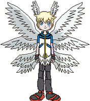 Lucemon in the clothe of Ash 2 by JackFrost-LCDA
