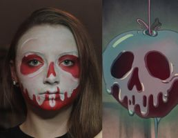 I'm a bad apple by photographydollface