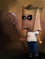 Bag Head by StephenH-TRIPP