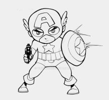 Little Cap by Vinktor