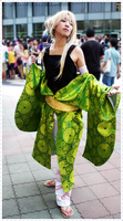 cosplay: Green of Gold by obsydia