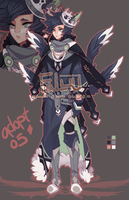 Adopt: Auction 05 (closed) by mowtei
