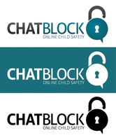 Chat Block Logo by xstortionist