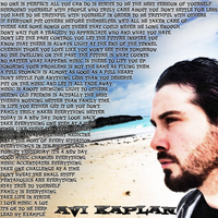 Avi Kaplan Quotes by WhiteWolfCub16