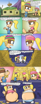 The Banana Eating Challenge by JuacoProductionsArts