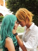 Haruka x Michiru - Cosplay Session 08 by Bahamut-Eternal
