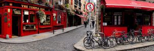 Temple Bar by LunaFeles