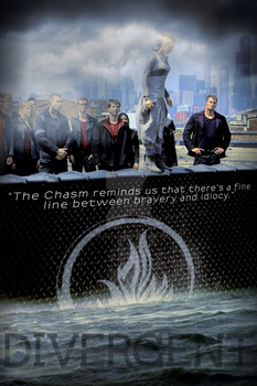 Divergent: The Chasm by 4thElementGraphics