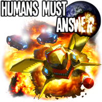 Humans Must Answer v2 by POOTERMAN
