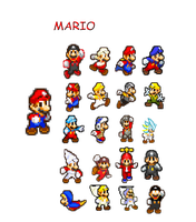 Mario's Forms by TerenceBird1