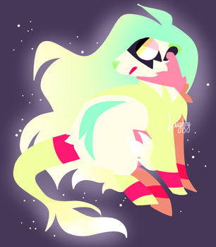 stay gold star kid by stArchaeopteryx