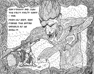 The Slaying Of The First Frost Giant