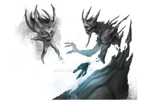 doomsday creatures by cainulgen