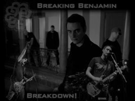 Breaking Benjamin Aug08 by ColourCodedRed
