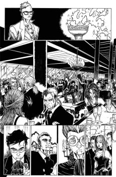 WOLVERINE AND THE X-MEN 12 page 4 by JorgeFornes