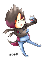 Requested: Hydreigon by Zel-Duh