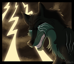Lightning bolt by Thealess