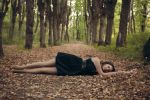 lay down by AlexKPhoto