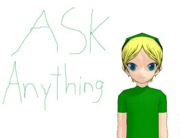 Ask Anything by Ask---BEN