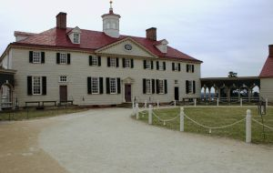 George Washington's Mount Vernon by jamberry-song