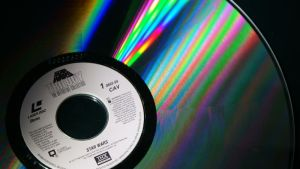 Laserdisc Light Effects by nintendoloz
