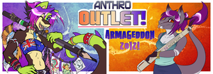 Arma Posterz: Anthro Outlet (Carni + Deez duo!) by carnival