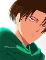 Levi Rivaille by LEON-ANGELA