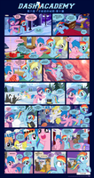 Chinese: Dash Academy 6 - The Secrets We Keep p10 by HankOfficer