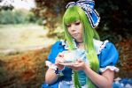 A cup of tea?! by IcyIrena