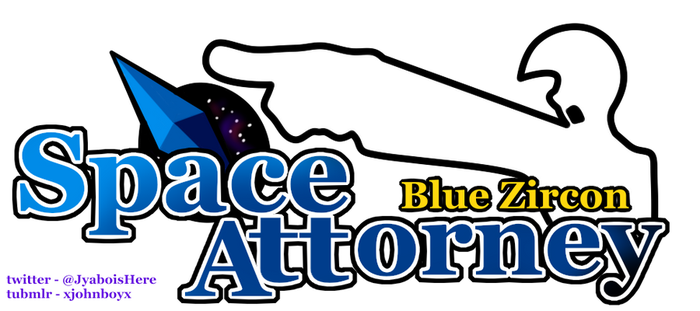 Blue Zircon Space Attorney by XJohnBoyX