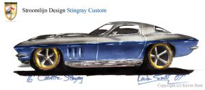 SD Stingray by Stroomlijn-Design
