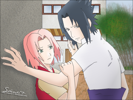 SasuSaku - Goodbye? by Sheeva17