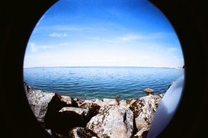 Gulf of Finland by toy-camera