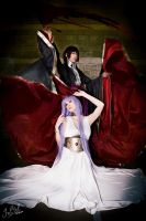 The Lost Canvas: Athena come with me by in-ciel