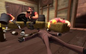Team Fortress 2 After Party by Newbez