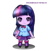 Twilight Sparkle Nendoroid by IruNekagi
