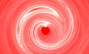 Swirl of love by Kolobochka