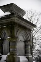 Winter Cemetery 5 by robertllynch