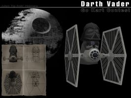 Darth Vadert Kart-Update by Ng-Aniki