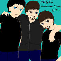 The Ghost  Crew by LizzyVengeance6661