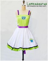 Buzz lightyear retro style dress by Lameasaurus-etsy