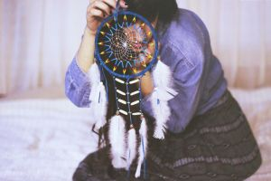 dreamcatcher by young-fascination