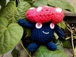 Cute Little Vileplume Crochet by 15cocopuffs